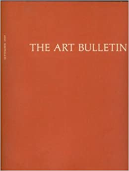 the art bulletin a quarterly published by the college art association of america september 1969 volume li number three
