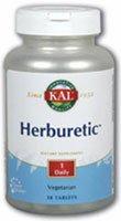Kal Herburetic Diuretic -- 180 Tablets