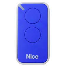 Nice Apollo Inti 2-Channel Mini Transmitter INTI2/A (Blue) ()