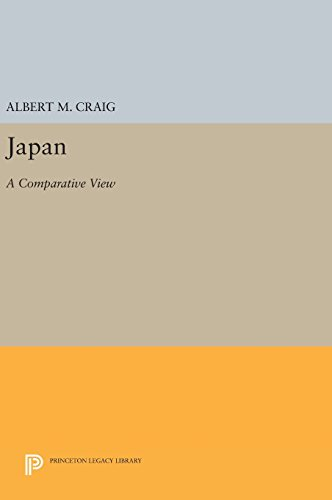 Japan – A Comparative View