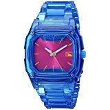 (Freestyle Women's 101992 Shark Blue Polycarbonate Watch with Link Bracelet)
