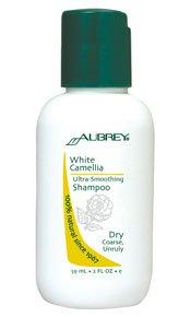 White Camellia Shampoo Aubrey Organics 2 oz Liquid -