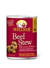 Wellness Beef Stew with Carrots & Potatoes 12x 12.5 Oz
