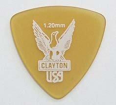 Clayton Picks Guitar Picks (URT120)