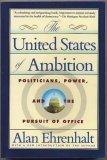United States - Ambition, Alan Ehrenhalt, 0812920279