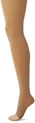 Jobst Relief 20-30 Open Toe Beige Compression Pantyhose, Medium by JOBST (Image #4)
