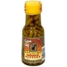 Cajun Chef Tabasco Peppers