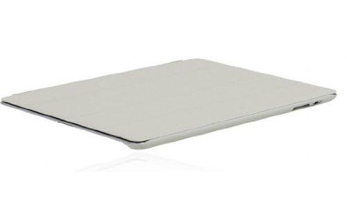 Incipio IPAD-261 Smart Feather for iPad 3 - White/Creme