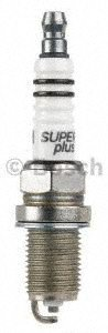 Bosch (7927) FR8DC+ Super Plus Spark Plug, (Pack of 1)