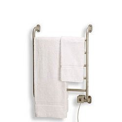 Warmrails Regent Style Towel Warmer - Satin Nickel - HSRS (Satin Nickel) (18 5/8