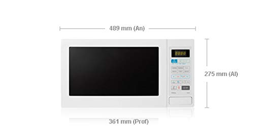 Samsung GW73B/XEC - Microondas: Amazon.es: Hogar