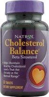 Natrol - Cholestérol équilibre 300mg - 60 comprimés