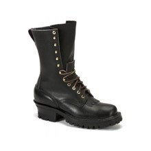 Whites 10 Inch Wildland Firefighting Boot Original Smoke Jumper 10.5E, 10.5, E (Firefighting Station Boots)