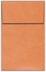 (Metallic Orange Flame A10 (6-x-9-1/2) Envelopes 250-pk - 120 GSM (81lb Text) PaperPapers Large Invitation, Social and DIY Mailable Envelopes)
