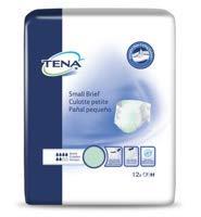 Tena 66100 Small Moderate/Heavy Brief 96/Case