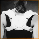 Corflex Clavicle Strap - Clavicle Fracture Treatment-M - White