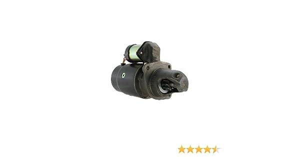 New Starter USA Built Starter Bobcat VH4D 610 620 630 M-610 Repl: 1107386  1109424 12301283 6515795 6515795REM 323-633 10455336 6658896 323-633