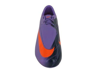 540b90ba87a3 NIKE Mercurial Vapor VI FG Mens Soccer Cleats [396125-584] Violet Pop/Total  Orange-Dark Obsidian Mens Shoes 396125-584