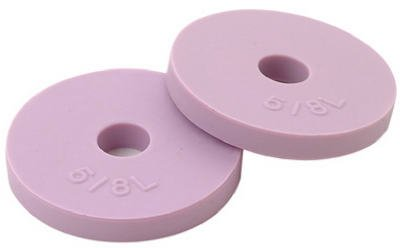 BrassCraft Service Parts SCB2122 10-Pack 29/32-Inch O.D. Lilac 5/8L Flat Faucet Washer