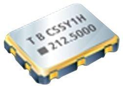 TXC CS-312.500MCC-T OSCILLATOR 312.5MHZ SMD LVPECL