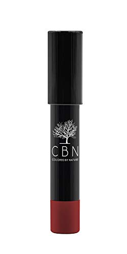 (CBN Colored by Nature Fruity Matte Lipstick, 13, 0.13)