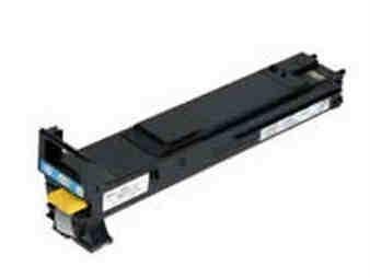 Konica-Minolta A06V433 Cyan High Cap Toner 5550 5570 (A06V433) (5570 Cyan Toner)