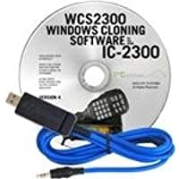 WCS-2300 USB Cable & RT Systems Software IC-2300