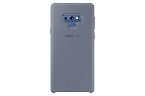 Samsung Galaxy Note9 Case, Silicone Protective Cover, Ocean Blue