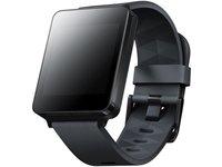 "LG G Watch W100 1.65"" LCD Negro Reloj Inteligente - Relojes Inteligentes (4,"