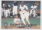 (Seattle Mariners Team (Baseball Card) 1995 Pacific Mariners Memories - [Base] #3)
