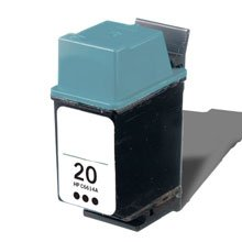 Hp 20 Compatible Replacement Cartridge - 8