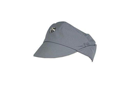 Star Wars Imperial Officer CAP Hat Wear Costume Black Grey Green Color/size (L, Grey)