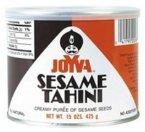 Joyva Sesame Tahini, 15 Ounce -- 12 per case