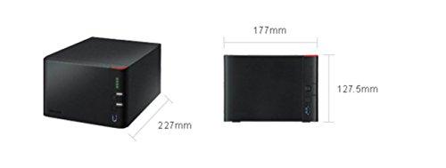 Buffalo LS441DE-EU LinkStation 441 4 Bay Desktop NAS Enclosure