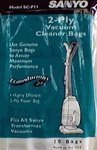 SC-P11 Upright Vacuum Cleaner Bag, Appliances for Home