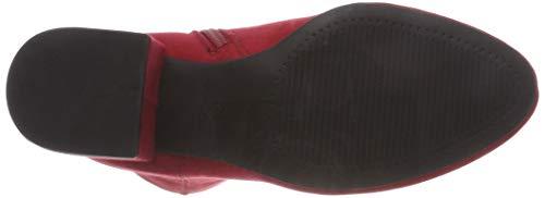 EU Bout 36 Aubree Red Rouge Escarpins Perkins 10 fermé Dorothy Femme q4wgaCg