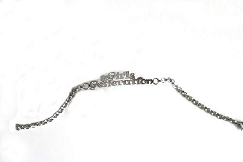 (SNSD Girls' Generation Girl Group Kpop Korean Titanium Steel Bracelet )