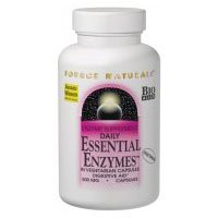 Source Naturals Daily Essential Enzymes, 500mg