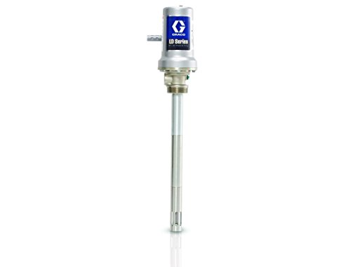 Graco 24G582 Oil Pump with down tube and bung adapter, 3:1 Ratio, for 55 Gallon Drum ()