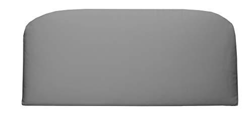 (RSH Décor Indoor ~ Outdoor Solid Dove Grey Gray Foam Loveseat Settee ~ (42