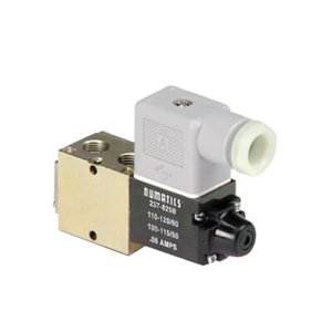 Numatics L01SA4872000030 Direct Single Solenoid Valve 1/8 Inch 120 VAC by Numatics