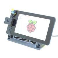 Amazon.com: smtyl – SmartiPi Touch Carcasa para Raspberry Pi ...