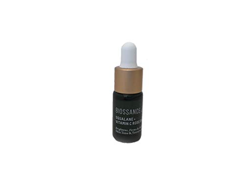 Biossance Squalane + Vitamin C Rose Oil - 0.13 oz. Trial Size