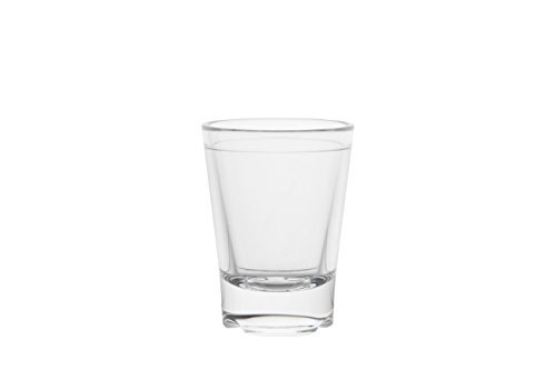 (Strahl 531253 Shot/Schnapps Glass (Set of 12), 1.25 oz, Clear)