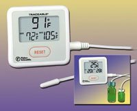 3984776 Thermometer Hi-low C-fish ER 1.5 V Ea Fisher Scientific Co. -15-077-17B by Fisher Scientific