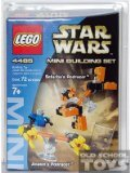 LEGO Star Wars Sebulba and Anakin's Podracer