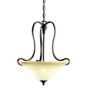 Kichler Lighting 10742OZ Wedgeport - Two Light Chandelier, Olde Bronze Finish