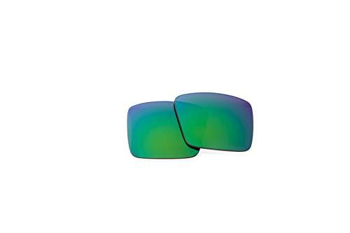 Bronze Polarized Glass Lens - Spy Optic OFFICIAL Replacement Lenses for SPY SUNGLASSES (MONTANA REPLACEMENT LENS-HAPPY BRONZE POLAR WITH GREEN SPECTRA MIRROR, MONTANA REPLACEMENT LENS-HAPPY BRONZE POLAR WITH GREEN SPECTRA MIRROR)