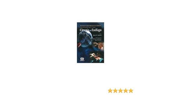 Técnicas magistrales en cirugía Editor de la serie: Josef E ...