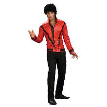 [Michael Jackson Thriller Costume - Large - Chest Size 42-44] (Thriller Costume Jacket)